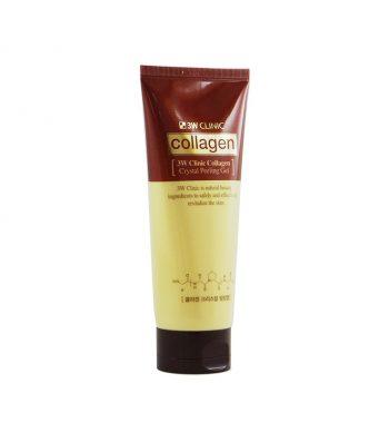 Gel Tẩy Tế Bào Chết Collagen Crystal Peeling Gel 3W Clinic (180 ml)
