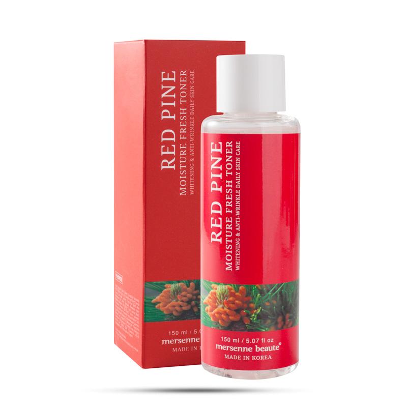 Nước Hoa Hồng chiết xuất thông đỏ Red Pine (Hộp 150 ml)