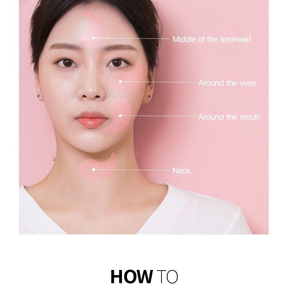 Mặt Nạ Đắp Mắt Cấp Ẩm Cung Cấp Vitamin chiết xuất từ hoa hồng 3W Clinic giúp bạn sở hữu đôi mắt sáng rõ, xóa quầng thâm và vết chân chim hiệu quả. Sản phẩm giúp cải thiện vết nhăn và vết thâm do mụn để lại trên da, khôn gây kích ứng da và bảo vệ mắt khỏi tác động của ánh sáng mặt trời.